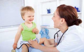 Затяжной кашель сухой у ребенка