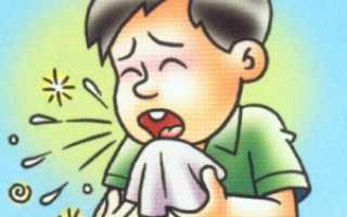 Если у ребенка сильный кашель ночью что делать
