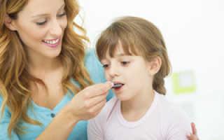 Как смягчить сухой кашель у ребенка