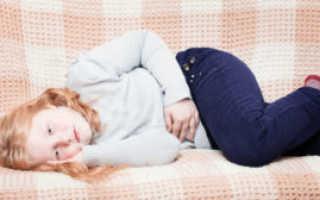 У ребенка болит низ живота в центре: как распознать, чем лечить