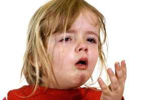 Как помочь ребенку при сильном кашле