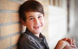 До скольки лет у детей растут зубы молочные