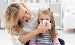 Антибиотик при насморке для детей: инструкции по применению