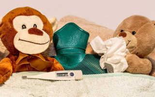 Температура резко поднялась у ребенка: что делать, как лечить