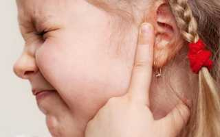 Как у ребенка распознать отит
