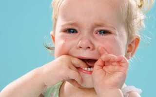 Стоматит на языке лечение у ребенка