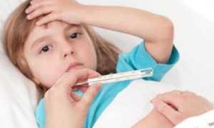 При отравлении сколько держится температура у ребенка: что делать, как лечить