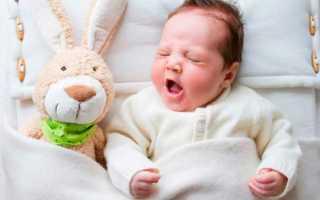 Кашель у ребенка во время сна причины
