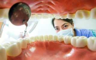 Молочные зубы у взрослого человека