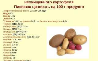 Аллергия у ребенка на картофель: как распознать, чем лечить