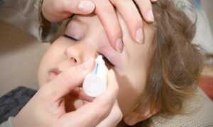 Глазные капли от коньюктивита для детей с антибиотиком: инструкции по применению