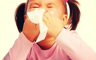 Запах из носа у ребенка