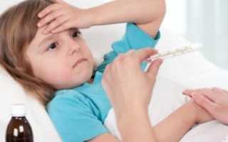 Можно ли у ребенка сбивать температуру 38