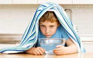 Ингаляции при ангине у детей: инструкция по применению