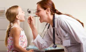 Ангина сколько дней лечится у детей: как распознать, чем лечить