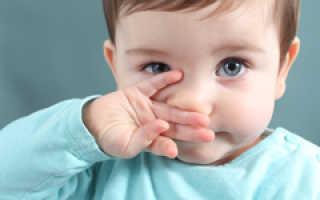 Как промыть нос физраствором в домашних условиях ребенку