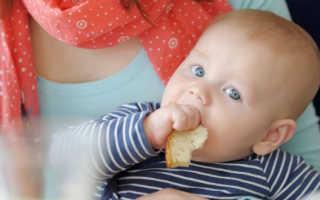 Аллергия у ребенка на хлеб: как распознать, чем лечить