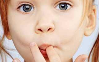Флюс у детей молочных зубов лечение