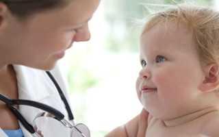 Что можно дать ребенку от кашля в 1 год