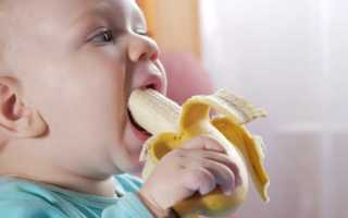 Аллергия на бананы у детей симптомы: как распознать, чем лечить
