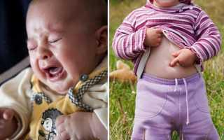 После еды у ребенка боли в животе: как распознать, чем лечить