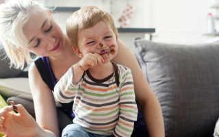Аллергия на шоколад у детей: как распознать, чем лечить