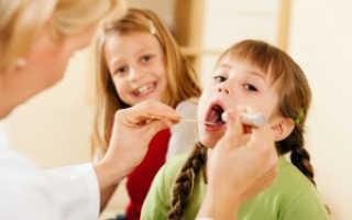 Осипло горло у ребенка чем лечить: как распознать, чем лечить