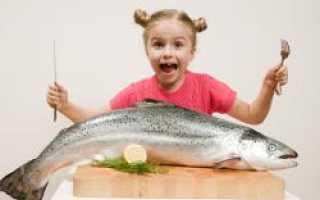 Аллергия на рыбу у ребенка: как распознать, чем лечить